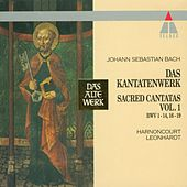 Bach, JS : Sacred Cantatas Vol.1 : BWV1-14, 16-19 by Various Artists