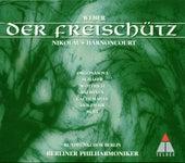 Weber : Der Freischütz by Nikolaus Harnoncourt