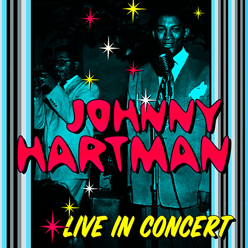Live In Concert by Johnny Hartman