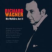 Wagner, R.: Walkure (Die) (Excerpts) (Reiner) (1936) by Kirsten Flagstad