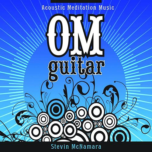 Om Guitar by Stevin McNamara