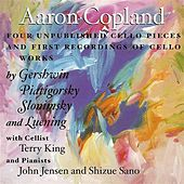Cello America, Vol. 3 - Copland, A. / Creston, P. / Piatigorsky, G. / Slonimsky, N. / Luening, O. / Gershwin, G. by John Jensen