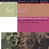 Brahms: Double Concerto for Violin and Cello / Sextet No. 1 / Mendelssohn: Capriccio (Busch) (1949) by Various Artists