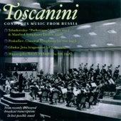 Orchestral Music - Prokofiev, S. / Tchaikovsky, P.I. / Glinka, M.I. / Mussorgsky, M.P. (Nbc Symphony, Toscanini) (1947-1948) by Arturo Toscanini