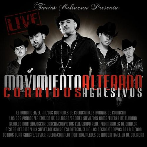 El Movimiento Alterado - En Vivo: Series. 1 by Various Artists