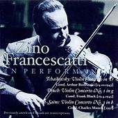 Tchaikovsky, P.I.: Violin Concerto / Bruch, M.: Violin Concerto No. 1 / Saint-Saens: Violin Concerto No. 3 (Francescatti) (1943, 1945, 1951) by Various Artists