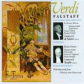 Verdi: Falstaff / Otello / Aida (1938-1952) by Various Artists
