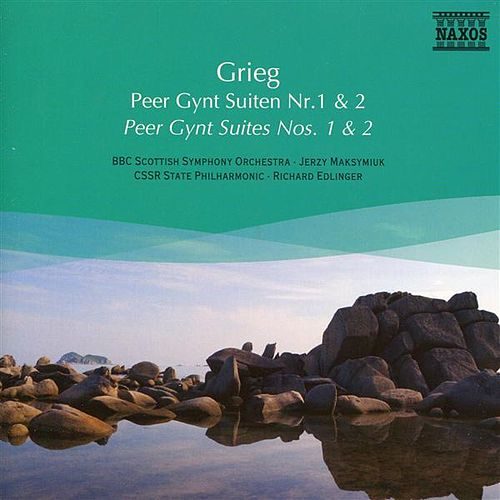 Grieg: Peer Gynt Suites Nos. 1 and 2 by Various Artists