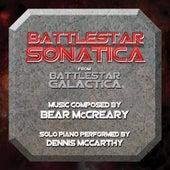 Battlestar: Galactica - Battlestar Sonatica - From the Reimagined TV Series (feat. Dennis McCarthy) - Single by Bear McCreary