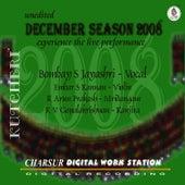 December Season 2008 by Bombay S. Jayashri