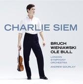 Charlie Siem Plays Bruch, Wieniawski & Bull by Charlie Siem