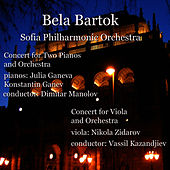 Bela Bartok: Selected Concerts by Sofia Philharmonic Orchestra