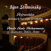 Igor Stravinsky: Petrushka, Burlesque in Four Scenes for Orchestra by Plovdiv Philharmonic Orchestra