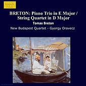 Breton: Piano Trio in E Major / String Quartet in D Major by Various Artists