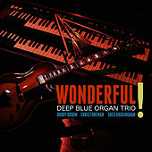 Wonderful! by Deep Blue Organ Trio