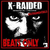 Unforgiven Volume 3: Vindication (Instrumentals) by X-Raided