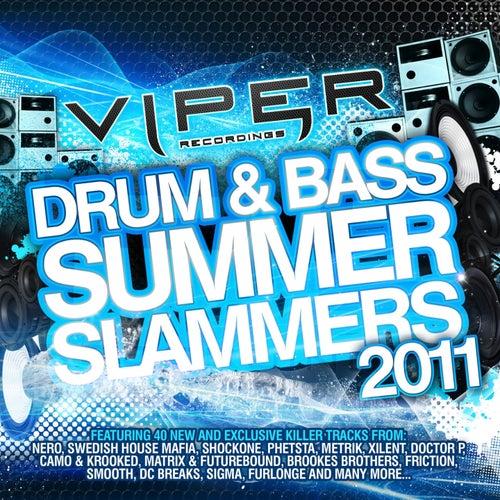 Drum & Bass Summer Slammers 2011 by Various Artists
