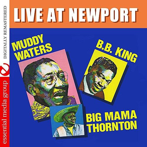 Live At Newport (Remastered) by Various Artists