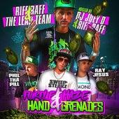 Purple Haze & Hand Gernades by Riff Raff