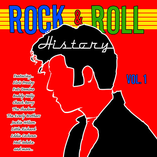 Rock and Roll History Vol 1 by Various Artists