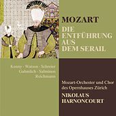 Mozart : Die Entführung aus dem Serail by Nikolaus Harnoncourt
