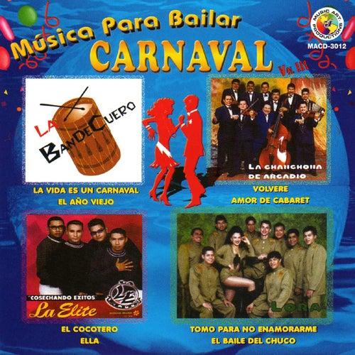 Musica Para Bailar Carnaval by Various Artists