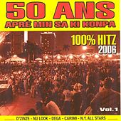 50 Ans Apré Min Sa Ki Kompa by Various Artists