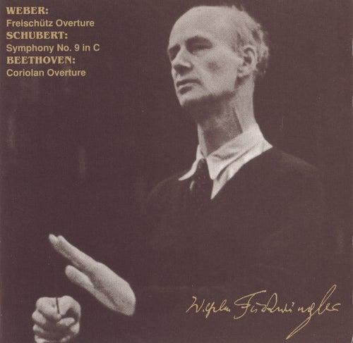 Weber - Schubert - Beethoven by Wilhelm Furtwangler