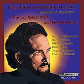 The Art of Robert Black by Various Artists