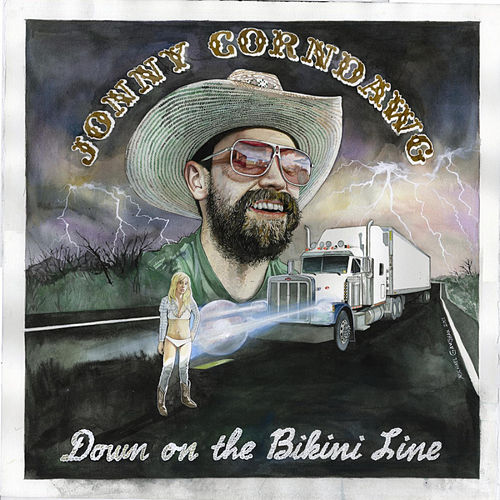 Down On The Bikini Line by Jonny Corndawg