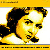 Jula de Palma & Giampiero Boneschi Orchestra - EP by Jula De Palma