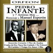 Homenaje a Manuel Esperón by Jorge Negrete