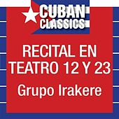 Recital en Teatro 12 y 23 by Various Artists