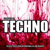 Colours of Techno, Vol. 1 (The Best Tracks from International Dj`s and Remixers) by Various Artists