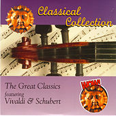 Wow-Classics Feat. Vivaldi & Schubert by Various Artists