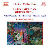Latin American Guitar Music by Ricardo Cobo