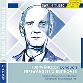 Furtwängler conducts Furtwängler & Beethoven by Various Artists