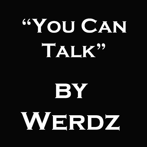 You Can Talk by Werdz