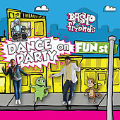 Dance Party On Fun Street by Basho