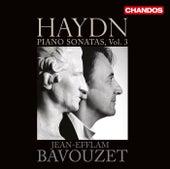 Haydn: Piano Sonatas, Vol. 3 by Jean-Efflam Bavouzet