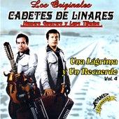 Una Lagrima Y Un Recuerdo by Los Originales Cadetes De Linares Homero Guerrero Y Lupe Tijerina