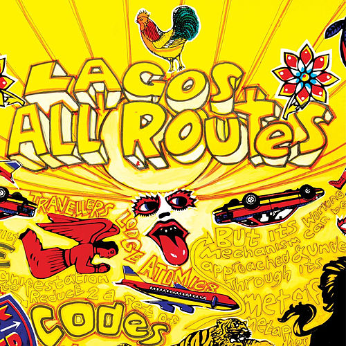 Lagos All Routes by Various Artists