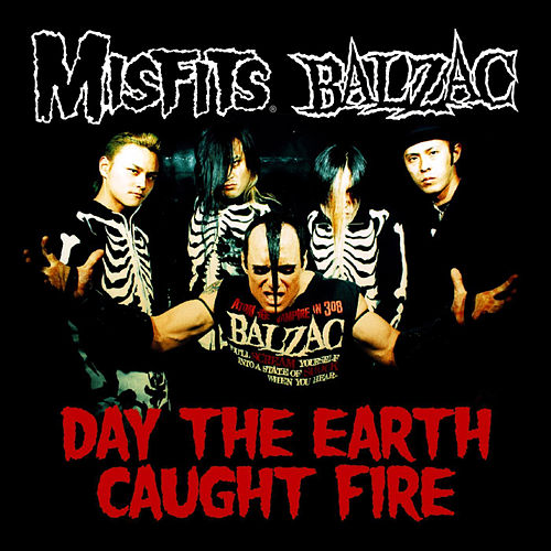 Day The Earth Caught Fire - Single by Misfits
