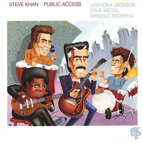 Public Access by Steve Khan
