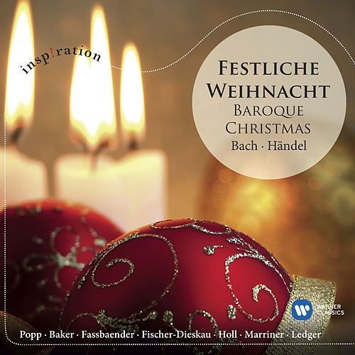 Baroque Christmas - Bach & Handel (International Version) by Various Artists