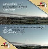D'Indy - Saint-Saëns - Chausson by Marek Janowski
