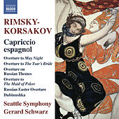 Rimsky-Korsakov: Capriccio espagnol by Gerard Schwarz