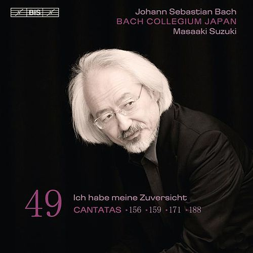 Bach: Cantatas, Vol. 49 by Peter Kooij