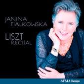 Liszt Recital by Janina Fialkowska