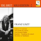 Idil Biret Solo Edition, Vol. 2 by Idil Biret